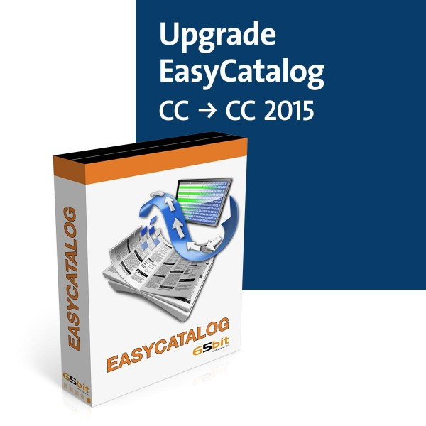 EasyCatalog Upgrade Vollversion
