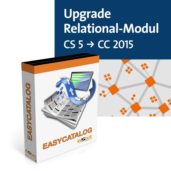 EasyCatalog Multi-Version Upgrade Relational Modul