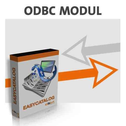12 Monate EasyCatalog Wartung für ODBC-Modul