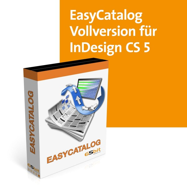 EasyCatalog CS5 Win/Mac Vollversion