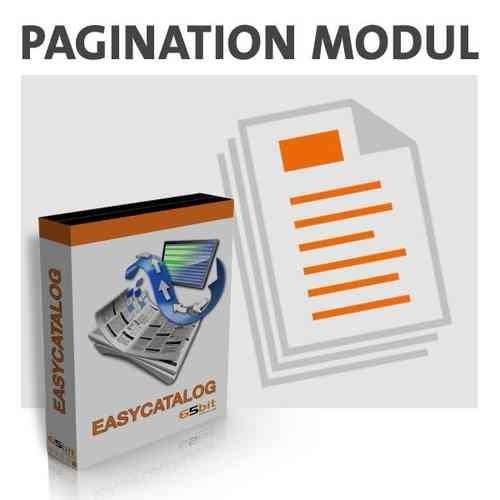 12 Monate EasyCatalog Wartung für Pagination-Modul
