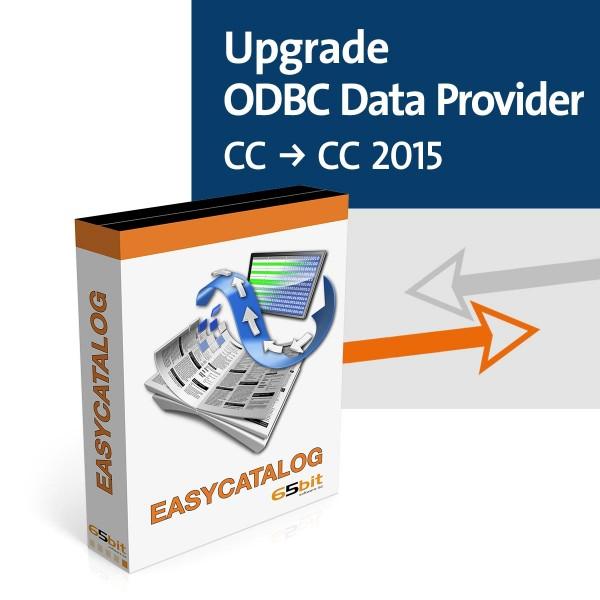 EasyCatalog Upgrade ODBC Modul