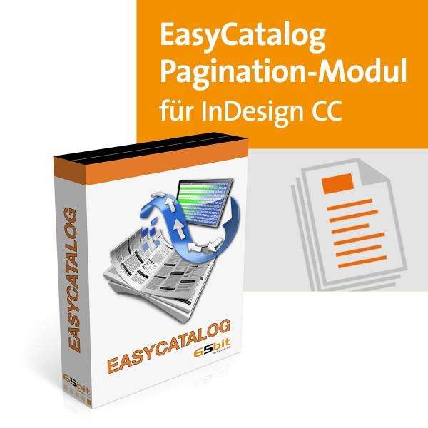 EasyCatalog CC Win/Mac Pagination Modul