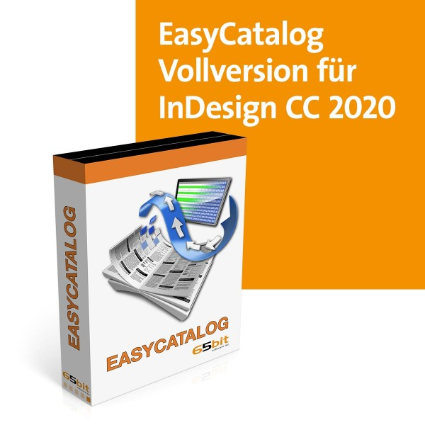 EasyCatalog CC 2020 Win/Mac Vollversion