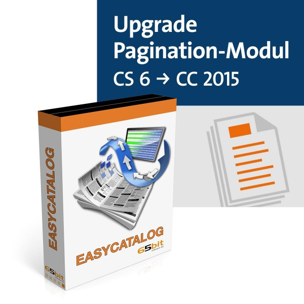 EasyCatalog Single-Version Upgrade Pagination Modul