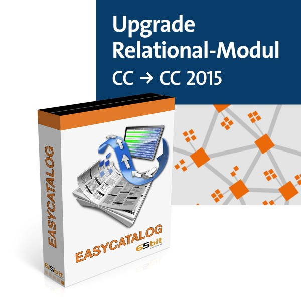 EasyCatalog Upgrade Relational Modul