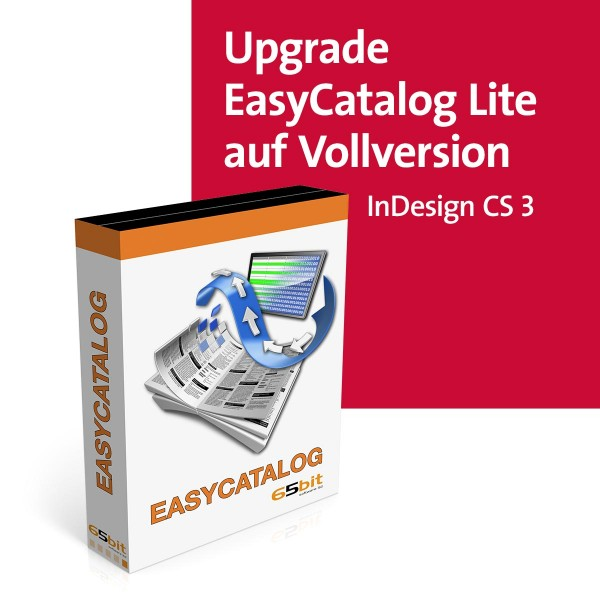 EasyCatalog CS3 Lite Win/Mac Upgrade Vollversion