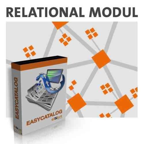 12 Monate EasyCatalog Wartung für Relational-Modul